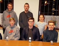 Jugendabschluss 2017 Wiedensahl