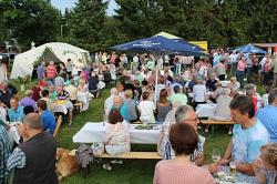 Foto 1 vom Weinfest 2016 der KK Holzhausen